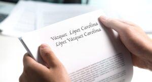 En Tlaxcala padres podrán elegir orden de apellidos