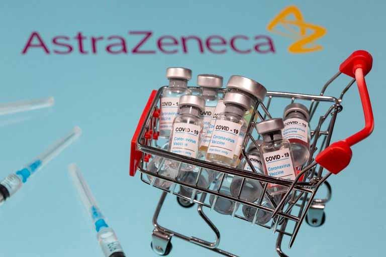 Vacuna AstraZeneca fue aprobada en México