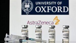 Recomiendan no aplicar vacuna covid de AstraZeneca a mayores de 64 años