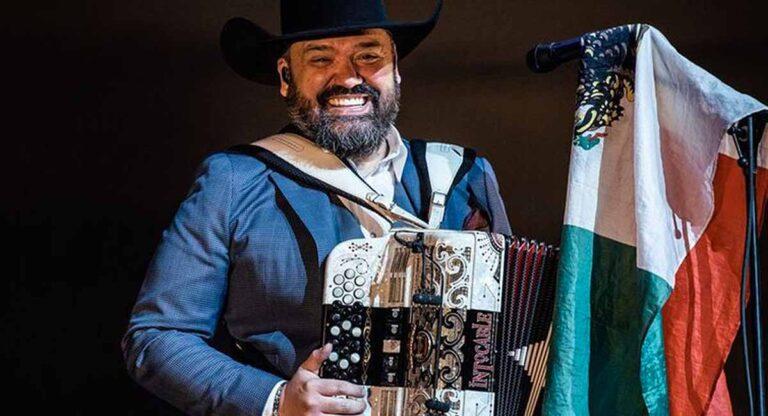 Ricardo Muñoz, vocalista de Intocable