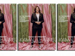 Portada de Vogue con Kamala Harris desata críticas… ¿la 'blanquearon'?