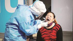 Hacen 40 pruebas diarias de Covid-19 en Nuevo Laredo