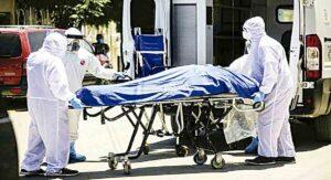 Fallecen por Covid, cuatro por día en Nuevo Laredo