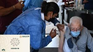 Covid-19: Vacunación de adultos mayores no será obligatoria en Nuevo León