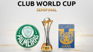 Palmeiras vs Tigres: Dónde y cómo ver EN VIVO semifinales de Mundial de Clubes