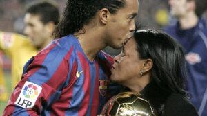Muere Doña Miguelina, madre de Ronaldinho por Covid-19
