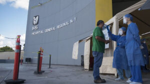 Secretaría de Salud: Va en descenso hospitalización por covid
