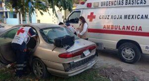 Abandonan a un anciano con Covid-19 y tuberculosis dentro de un auto