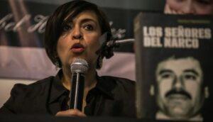 Anabel Hernández: 'Salinas de Gortari se reunía con Amado Carrillo'