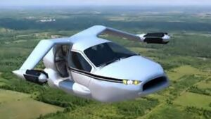Inglaterra construirá el primer aeropuerto para autos voladores