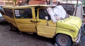 Le llaman la camioneta 'milagro' rodante en Reynosa