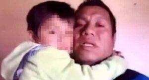 VIDEO: Niño de 4 años es encarcelado junto con su padre en Chiapas
