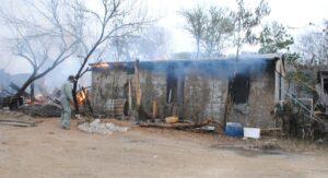 Por calentar tacos quema 4 viviendas en la Unión del Recuerdo