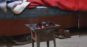 Por uso de anafres para mitigar el frío, se registran intoxicaciones en la frontera