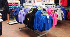 Se agota ropa abrigadora en centros comerciales de la frontera