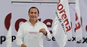 Se registra Sergio Ojeda como aspirante a la presidencia municipal de Nuevo Laredo