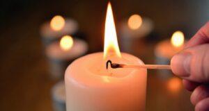 Tras apagón, familia prende vela y se incendia su casa en Matamoros