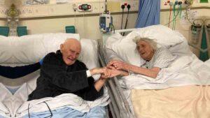 70 años de casados, se unieron a los 14 y murieron casi el mismo día