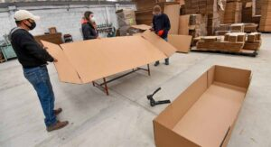Se dispara venta de ataúdes de cartón por altos costos de ceremonias fúnebres