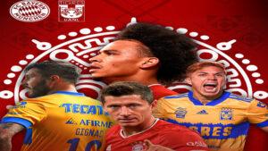 Mundial de Clubes: Bayern vs Tigres día y hora de la gran final