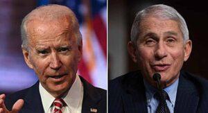 Biden y Fauci piden volver a las aulas; no prometen normalidad por mutaciones