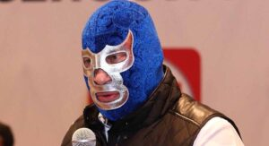Blue Demon Jr. gobernaría sin quitarse la máscara
