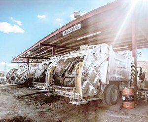 Fallan unidades de Setasa; impacta acumulación de basura a ciudadanos