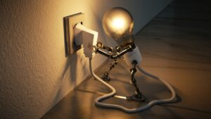 Restablece CFE energía eléctrica al 55% tras apagón masivo