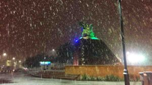 Clima en Nuevo Laredo: pronostican nevada para fin de semana