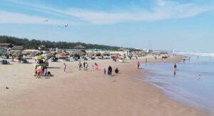 Piden a turistas no visitar Playa Miramar; contagios siguen altos