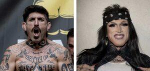 De día luchador, de noche Drag Queen; migrante mexicano rompe paradigmas