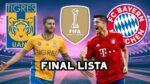 Tigres vs Bayern Munich; donde ver EN VIVO final del Mundial de Clubes