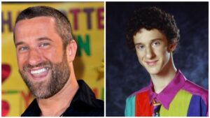 Muere Dustin Diamond, actor de 'Salvados por la Campana'