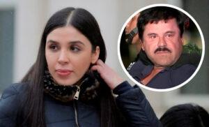 Emma Coronel se habría entregado por venganza contra 'El Chapo'