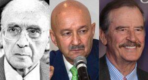 Ex presidentes mexicanos se apuntan en la lista de espera de la vacuna covid