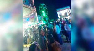 Sacerdote organiza fiesta patronal en Puebla en plena pandemia; dijo que Dios lo respalda