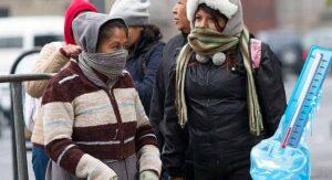 Activa Tamaulipas plan emergente de salud vs el frío extremo del fin de semana