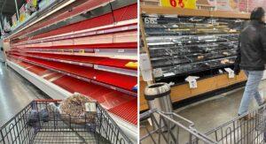 Piden a laredenses no realizar compras de pánico