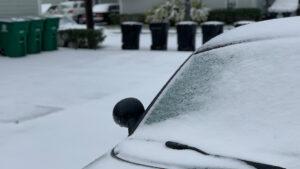 Saturan línea de emergencia accidentes provocados por helada en San Antonio