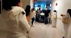 Hombre muere en Querétaro y dona sus pulmones a un paciente con Covid-19 en Monterrey