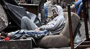 ¿Por qué las personas en situación de calle no se enferman de covid?