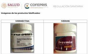 Ivermectina falsa circula en el mercado de fármacos; lanzan alerta sanitaria