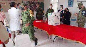 Llega a Tamaulipas lote de vacunas covid para adultos mayores