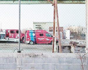 Atiende el Municipio con una ambulancia la ciudad
