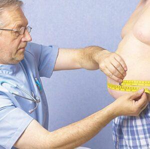 Obesidad, otro mal durante pandemia