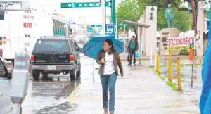 Traerá lluvias frente frío 39