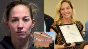 Maestra de secundaria sostuvo relaciones con alumna y es arrestada