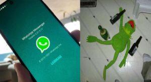 ¿Qué es el Modo borracho en WhatsApp?
