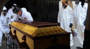 Febrero negro en Laredo, TX: 43 muertos por covid en apenas 4 días