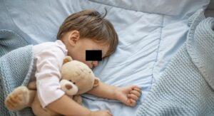 Niña muere dormida en su cama 3 días después de contagiarse de covid